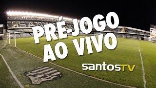 Santos X Palmeiras PRÉ-JOGO AO VIVO Paulistão 2015 (11