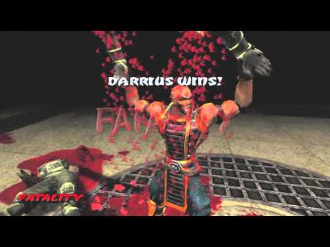 Xbox Longplay [020] Mortal Kombat: Deception (Fatalities)