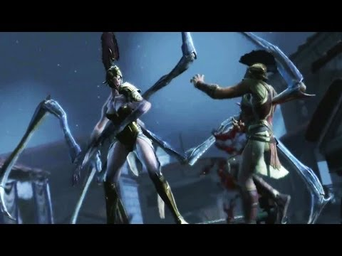 God Of War 4 Ascension Furies Trailer