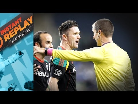 LA Galaxy make latest case for goal line technology | Instant Replay