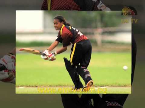 PNG Cricket: Pacific MMI Lewas Aim High