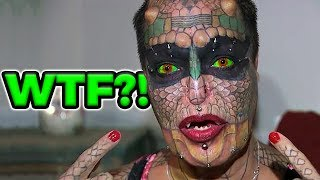 10 People Who Live NON-HUMAN LIVES!