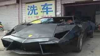 Como fabricar un coche deportivo - Lamborghini