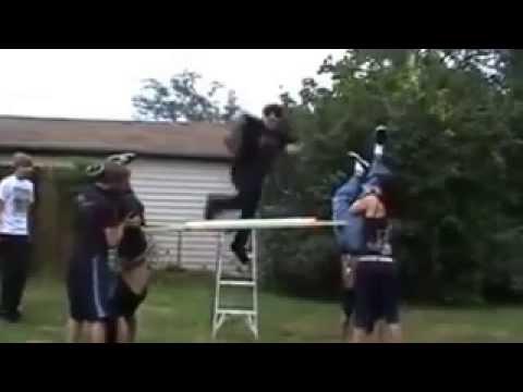 Video clip hài hước: 3 thằng nghịch ngu nhất thế giới =))