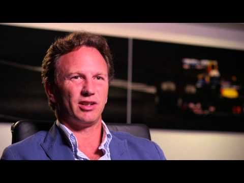 Christian Horner on Daniel Ricciardo joining Red Bull for 2014