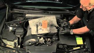 Changing The Engine Oil In A BMW Or MINI- Vacuum Method