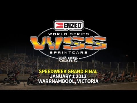 12/13 ENZED World Series Sprintcars Presented By Hog's Breath Cafe Round 5 (Warrnambool, VIC)