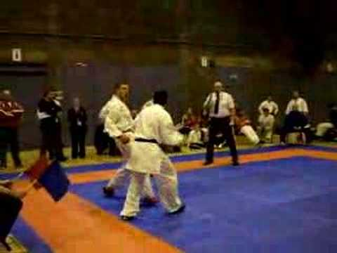 Darren Haynes – Commonwealth Karate Open 2008