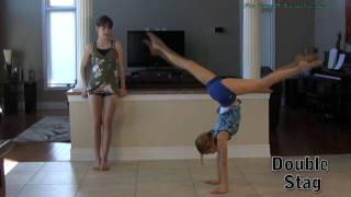 Handstand How To Do Handstands Tutorial Gymnastics
