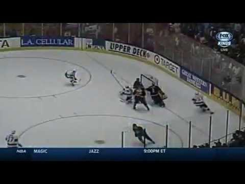 Wayne Gretzky's 802nd NHL Goal (Kings TV) (Mar. 23, 1994 Flashback)