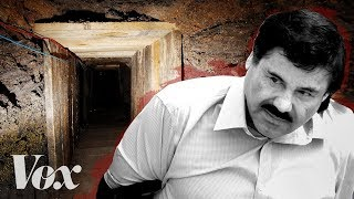 El Chapo's drug tunnels, explained