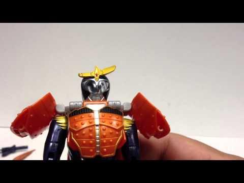 Kamen Rider Gaim - Arms Change Series AC-01 ORANGE ARMS w/Gaim