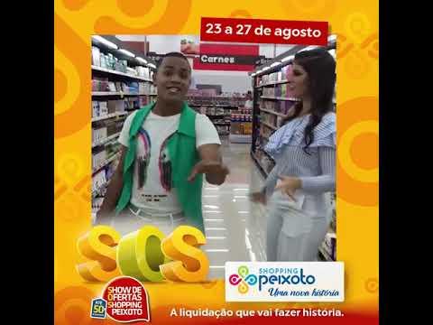 Show de Ofertas Shopping Peixoto