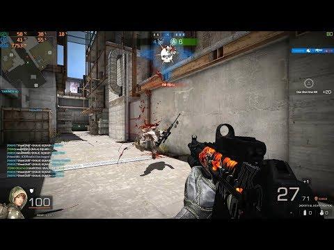 Black Squad Game Play 1 | Funny Melee, Flash Kills | TAMIM05