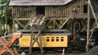 Modelleisenbahn Grumpy Valley Mining Spur N