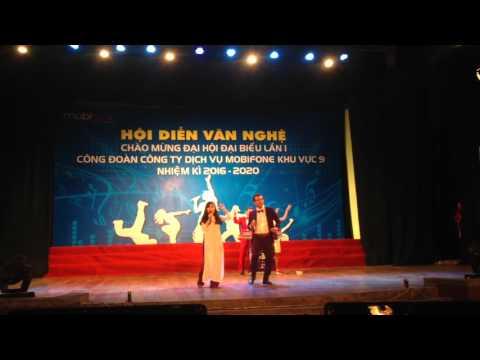 Bản tin thời sự 365 ngày trên kênh mobiTV - MobiFone Vĩnh Long - Hội diễn văn nghệ 2015