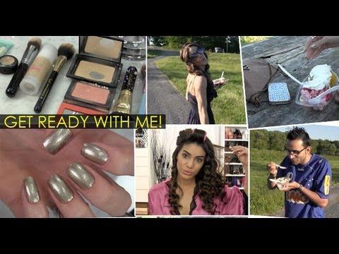 Vlog + Get Ready with Me: Passeio com o Marido! por Camila Coelho