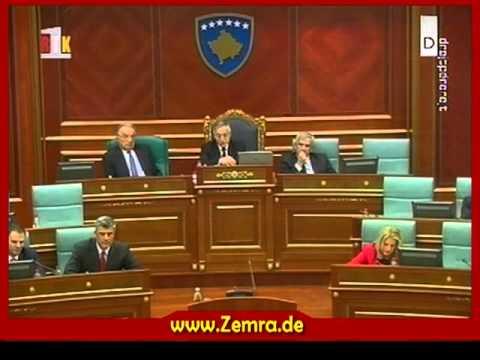 006 Kuvendi i Kosoves lidhje me 14 Janar 2012 - pjes 2 - www.Zemra.de