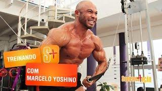 Marcelo Yoshino - Treino de Peito e Tríceps