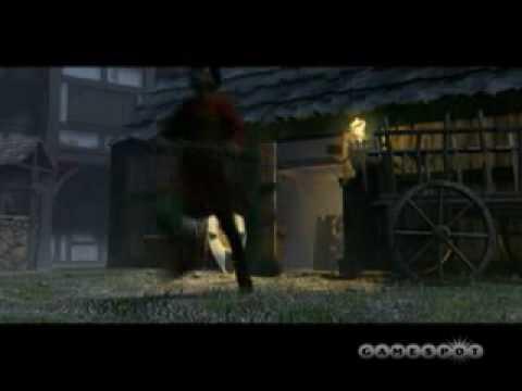 Официальный ролик игры