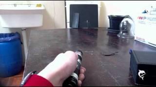 Brincando De Queimar Coisas Com Um Laser (super Seguro Ne
