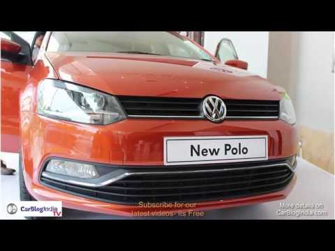 2014 Volkswagen Polo New Model Walkaroud Review: What Is New In New Polo?