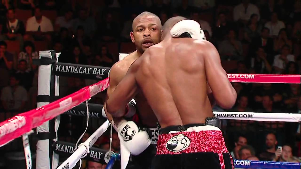 The unconventional rivalry of Roy Jones and Bernard Hopkins