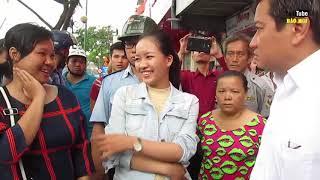 """Ông Đoàn Ngọc Hải trảm bãi xe, cho cảnh sát hình sự dẫn hai cô gái về vì sợ """"khủng bố"""""""