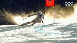 Анатолий Полотно - Олимпийский снегопад