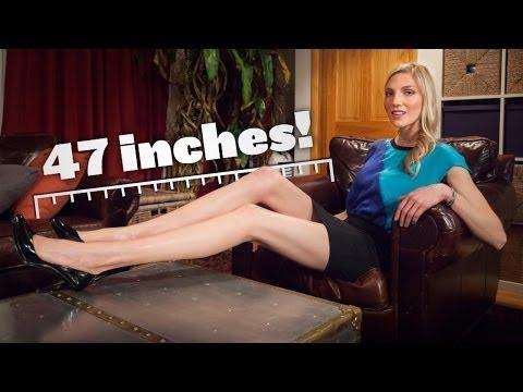Brooke Banker: Najdłuższe nogi w Nowym Jorku