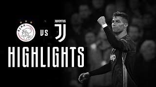 HIGHLIGHTS: Ajax vs Juventus - 1-1 - Ronaldo header earns draw in Amsterdam