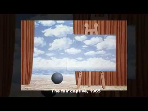 Rene Magritte Surrealist Painter - Later Period Paintings