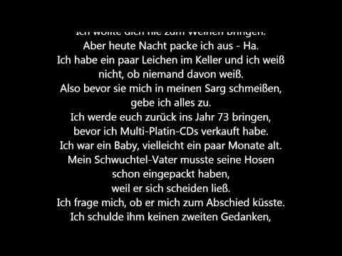 Eminem - Cleanin' Out My Closet [Deutsche Übersetzung / German Lyrics]