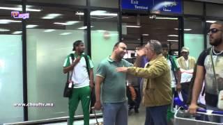 حصريا.. وصول بعثة الرجاء البيضاوي لمطار محمد الخامس    |   خارج البلاطو