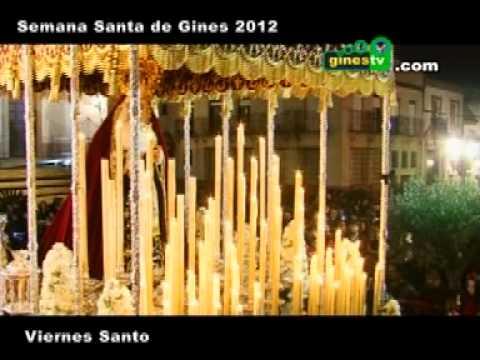 Viernes Santo en Gines 2012