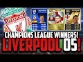 FIFA Generations | LIVERPOOL CHAMPIONS LEAGUE 2005!