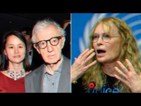 Woody Allen denies abusing his daughter Dylan Farrow