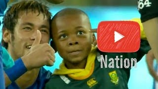 Neymar Drafts A 7 Year Old!  Nation Friday