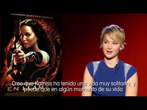 Daniela Blume entrevista a los actores de Los Juegos del Hambre: En Llamas