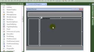 Visual Studio 2010 Tutorial Form Design