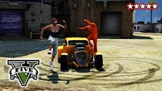GTA V Trolling MEAT!!! GTA 5 Glitch Gameplay Grand