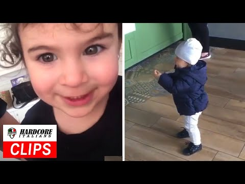 HILARIOUS Italian Kids Funny Video Compilation