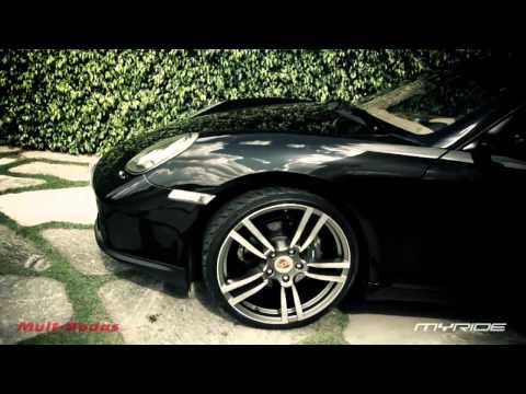 MyRide - Porsche Cayman com rodas aro 20, Modelo do Carro: Porsche Cayman Marca da Roda: Porsche Modelo da Roda: Cayenne Turbo Aro: aro 20 Cidade: Brasilia Estado: DF Montado por: MULTRODAS www.multr...