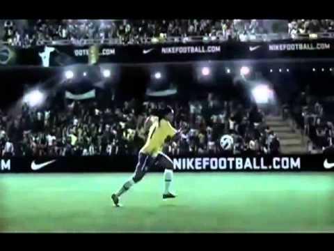 Ronaldo, Rooney, Drogba, Ronaldinho, Ribery Nike match -v4jXhAammfc
