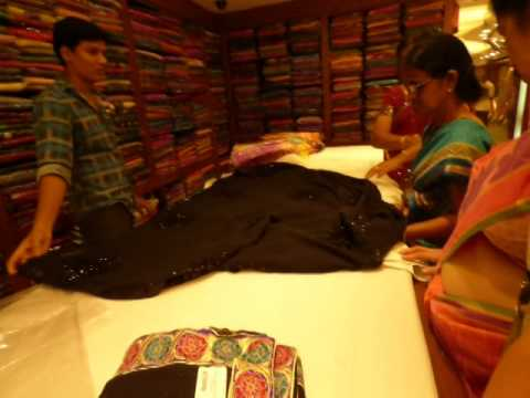 Saree selection video guide for men - part 9