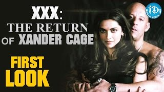 Vin Diesel share's picture of Deepika from XXX