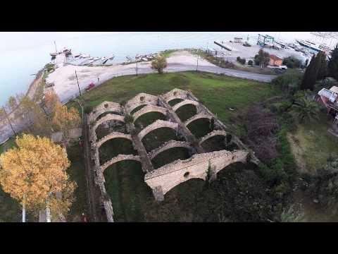 project corfu video 3nd Flight Test