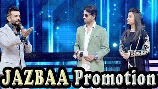 Aishwarya Rai Promotes Jazbaa, Walks Red Carpet