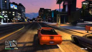 Can't Find A Car In GTA V? (specifically The Ruiner