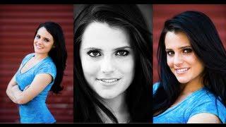 5 Min Portrait - Full Portrait Photography Shoot